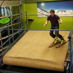 Indoor Snowboard Training Deck