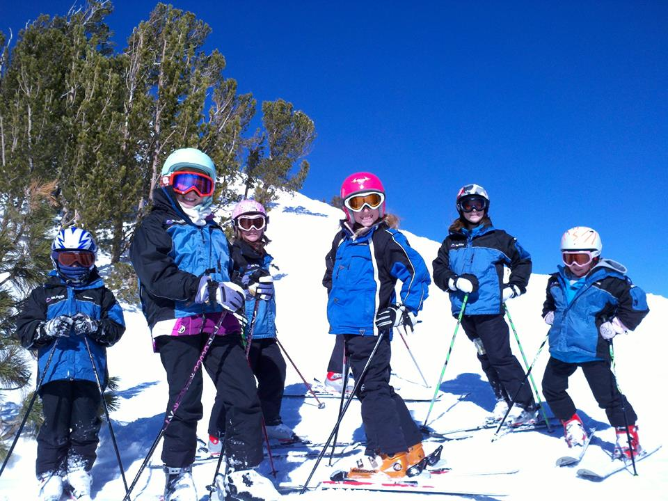 Group Training for Skiing in Reno