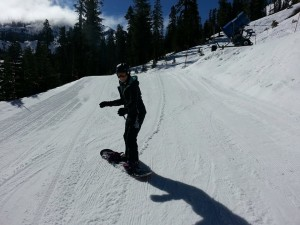 Snowboard Mountain Lessons