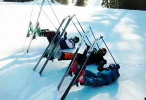 Join Us for On-Mountain Skiing Skills Classes